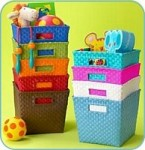 Decorative Storage Bins