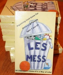 Les Mess Card Game